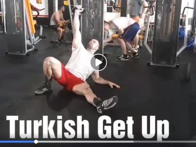 turkish get up cvik